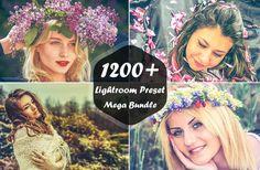 Sale 1200 Lightroom Presets Mega Bundle by Symufa on Etsy Professional Lightroom Presets, Lightroom 4, Photoshop Actions, Adobe Photoshop, Vintage Photography, Photography Tips, Wedding Photography, Landscape Photography, Portrait Photography