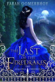 The Last of the Firedrakes    The Last of the Firedrakes  by Farah Oomerbhoy  Book: The Avalonia Chronicles #1  Publisher: Wise Ink Publishing  Pub Date: August 2015  Genre: Young Adult  Format: eBook  Source: Publisher  Book Links:GoodreadsAmazonBook Depository  16-year-old Aurora Darlington is an orphan. Mistreated by her adopted family and bullied at school she dreams of running away and being free. But when she is kidnapped and dragged through a portal into a magical world suddenly her…