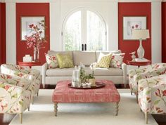 Contemporary Use Of Floral Patterns