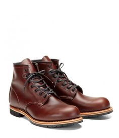 new style eead0 ee0a5 Red Wing Herritage Beckman in cigar brown, amazing boots Red Wing Beckman,  Chinos,