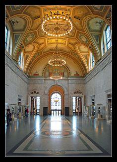 Inside the Detroit Institute of Art
