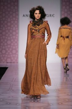 Anita Dongre, Wills India Lifestyle Fashion Week Autumn/Winter 2014 India Fashion Week, Lakme Fashion Week, Asian Fashion, Desert Fashion, Anita Dongre, Desi Clothes, Indian Ethnic Wear, Indian Designer Wear, Bollywood Fashion
