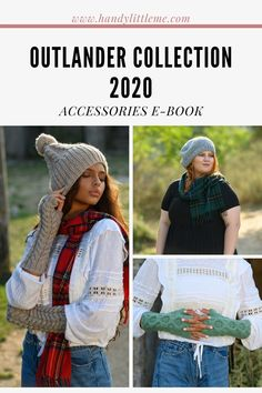 Outlander Knitting Patterns Ebook with 10 patterns including fingerless mittens and berets. #outlanderknitting #outlanderpatterns #outlander #armwarmers #wristwarmers #fingerlessmittens Outlander Knitting Patterns, Free Knitting Patterns For Women, Knitting Socks, Hand Knitting, Knitted Dog Sweater Pattern, Berlin, Fingerless Mittens, Wrist Warmers, Little My