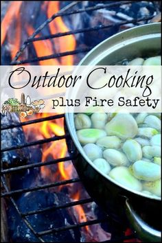 Tired of just roasting hot dogs and marshmallows every camping trip? Learn tips and tricks of outdoor cooking to prepare real food meals for your family.