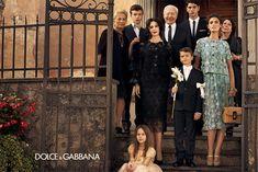 dolce gabbana1 Bianca Balti & Monica Bellucci for Dolce & Gabbana Spring 2012 Campaign by Giampaolo Sgura