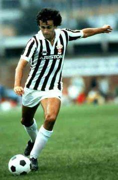 Platini (epoque Juventus)