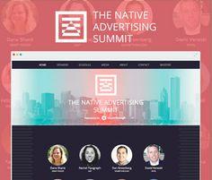 The Native Advertising Summit Native Advertising, Nativity, Ads, Digital, The Nativity, Birth