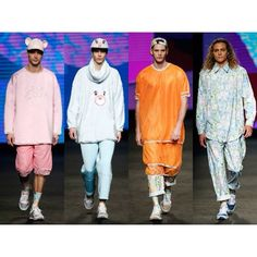 """Sickly Sweet Bears FW 2015-16 Fashion Show 02/4 11.30H"" by Krizia Robustella"