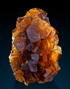 Phantom Fluorite - Okoruso Mine, Otjiwarongo District, Namibia