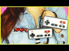 🎮 Awesome DIY Gift Ideas For Gamers & Geeks 👾 - YouTube