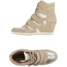 87c0d63e5c8b Ash Sneakers (230 AUD) ❤ liked on Polyvore featuring shoes