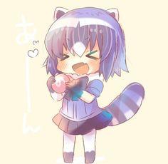 CuteFTW your store for cute t shirts, toys and accessories. www.cuteftw.com Kawaii Neko Girl, Monster Musume, Kemono Friends, Cute Chibi, Cute Tshirts, Wolf, Fan Art, Anime, Foxes