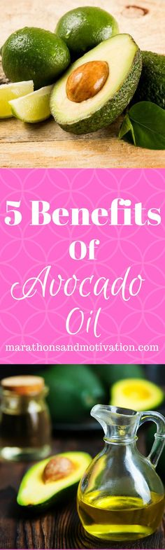 Five Benefits of Avocado Oil: Check out the health benefits of cooking with versatile Avocado Oil and some great recipes that use this healthy fat!