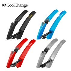CoolChange Bike Fender Bicycle Fenders Cycling Mountain Mud Guards Mudguard Set 4Colors // FREE Worldwide Shipping! //     #hashtag2