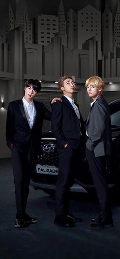 The 3 great kims Bts Bangtan Boy, Bts Taehyung, Bts Boys, Jhope, Bts Photo, Foto Bts, Bts Concept Photo, About Bts, Bts Group