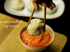 veg momos recipe, vegetarian steamed momos with paneer recipe, veg dumplings recipe with step by step photo, video recipe. this is a nepal or tibet cuisine.