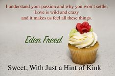 Eden Freed's short story is for those who enjoy a little kink!
