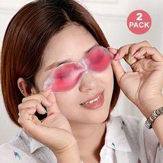 2-Pack Cooling Gel Eye Mask