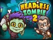 Well the zombie with no head on his neck has come back! Quickly travel to Headless Zombie 2 and begin a brand-new adventure with him now. Don't waste time anymore buddies! Here we go! In this 2nd edition the players must help Carl  the headless zombie  find a magical potion to turn him into a human like before.