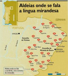 Mirandês, a outra lingua portuguesa