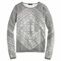 Ornament sweater