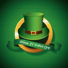 Saint Patricks, Happy St Patricks Day, Paddys Day, Awesome Stuff, Art Images, Vector Art, Backdrops, Prayers, Clip Art
