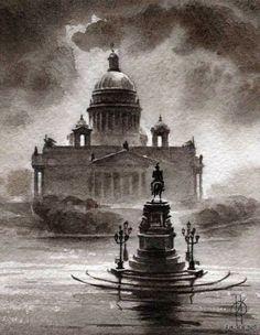 Saint Petersburg by Oleg Ildyukov_Олег Ильдюков
