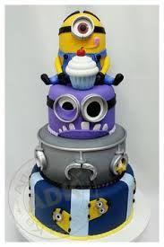Výsledok vyhľadávania obrázkov pre dopyt birthday minions bob cake