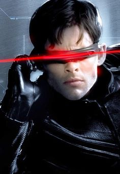 X-men: The Last Stand - James Marsden - Cyclops. The only reason I like James Marsden is cuz he is the perfect Cyclops...