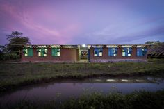 Gallery of Medical Training Center of Mae Tao Clinic / a.gor.a Architects - 19