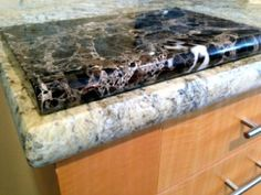 Lessons learned when choosing our new granite countertop