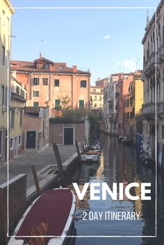 Perfect Venice itinerary to spend 2 or 3 days in Venice Italy. best things to see in Venice, step by step guide, ticket recommendations Europe Travel Tips, Italy Travel, Travel Destinations, Venice Travel, Travel Around The World, Around The Worlds, Things To Do In Italy, Visit Venice, Venice Italy
