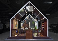 MG: Mansion of Mystery - MG Design | Trade Show Exhibits, Meetings, Events…