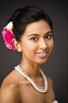 Luxe Pearl Bridal Necklace -  This one of a kind piece is a luxurious combination of crystals and pearls.Handmade in New Zealand.