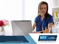 COMPROBANTE FISCAL DIGITAL. En MYSuite, todos nuestros servicios están enfocados en cubrir cada uno de los requerimientos del mercado actual. Nuestro sistema es práctico, funcional y permite emitir todo tipo de facturas, incluyendo recibos de nómina. Le invitamos a comunicarse al teléfono 01 (55) 1208-4940, para que uno de nuestros asesores resuelva sus dudas y comience a disfrutar de nuestros servicios. #MYSuite