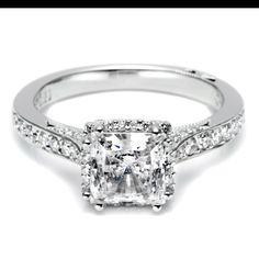 My dream princess cut ring <3