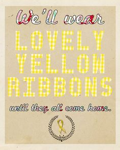 www.LovelyYellowRibbons.etsy.com