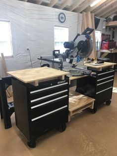 the garage kobalt tools lets pin workbench journal your bench see board work
