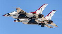 https://flic.kr/p/YZuAef | USAF Thunderbirds | Aviation Nation 2016