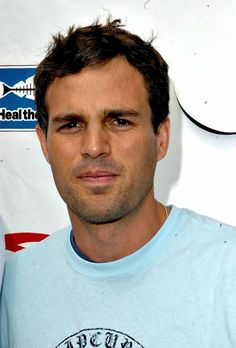 Mark Ruffalo...loved him since 13 going on 30!!!