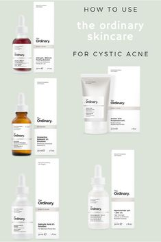 Cystic acne has been a problem for many people since it is caused by cyst; this is why it is also called as cystic acne. It is a much severe and acute condition of acne; cystic acne is nothing but some lumps of inflammation. Azelaic Acid, Get Rid Of Blackheads, Skin Care Remedies, Cystic Acne Remedies, Best Anti Aging, Tips Belleza, Beauty Hacks, Beauty Tips, Beauty Care