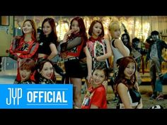 Twice: Like ooh ahh music video