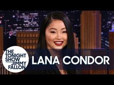 """""""Lana Condor and Noah Centineo Made a Real-Life """"To All the Boys I've Loved Before"""" Pact Lana Condor talks about her journey from Vietnam, to a U. farm island, to the big screen, and she admits she. The Final Movie, Nbc Tv, Interracial Love, I Still Love You, Tonight Show, Jimmy Fallon, Michelle Obama, Barack Obama, Real Life"""