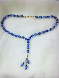 Bead necklace. My creation! Leesa Shah