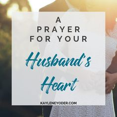 Don't miss this powerful Scripture-based prayer covering your husband's habits. Ask God to give your husband the desire to pursue healthy habits today! Prayers For My Husband, Praying Wife, Praying For Your Husband, To My Future Husband, Husband Prayer, Prayer For My Children, Prayer For You, Prayer Book, My Prayer