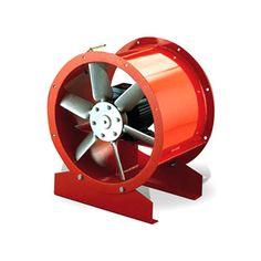 Manufacturer of Axial Flow Fan - Axial Flow Fans, Tubeaxial Fans, Ventilation Axial Flow Fan and Vane Axial Flow Fan offered by Dustech Engineers (P) Ltd. Axial Flow Fan, Belt Drive, Pulley, Pedestal, Tube, Fans, Medium, Design