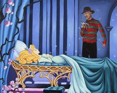 Artista promove encontro entre vilões famosos com princesas da Disney | Estilo