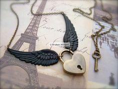 KEY To My HEART  Winged