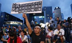 Protests organised by Occupy Central in Hong Kong show that the 'China is different' excuse is finis