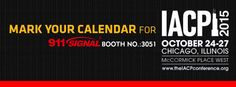 IACP 2015 is coming up! Welcome to our BOOTH NO.:3051.